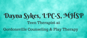 Gordonsville Counseling and Play Therapy